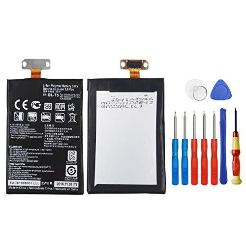 swark bl-t5 - batteria per lg google nexus 4 e960 optimus g e975