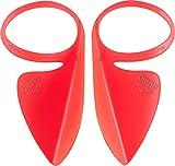 arena Erwachsene Trainingstool Freestyle Breather - Atemhilfe zum Verbesserten Kraulen, Fluo/Red, One size, 1E010