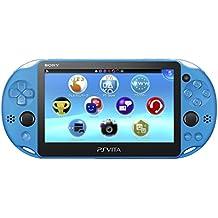 Sony PlayStation Vita PCH-2000ZA23 Wi-Fi Model Aqua Blue (Japan Import)