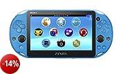 PS Vita Slim - Aqua Blue - Wi-fi (PCH-2000ZA23)
