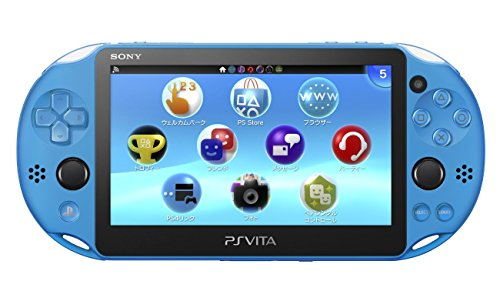 PS Vita Slim – Aqua Blue – Wi-fi (PCH-2000ZA23)