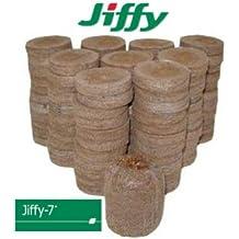 50 Pastilles de tourbe compressée Ø38mm Jiffy 7