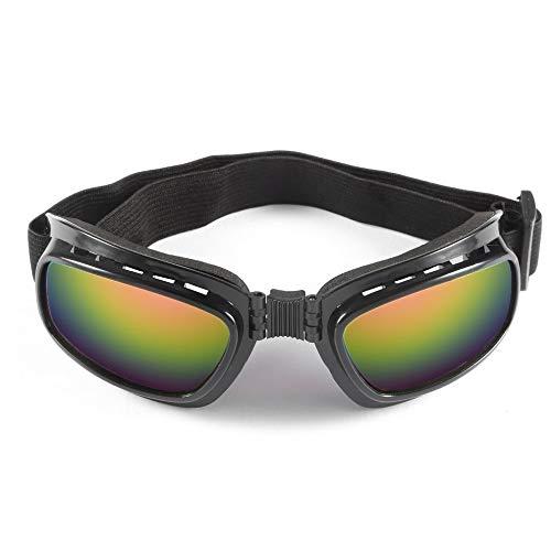 XYQY brille Motorrad Brille Armee Polarisierte Sonnenbrille Für Jagd Schießen Airsoft Eyewearmen Augenschutz Winddicht Moto BrilleBunte