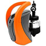 Professional Finish Paint Sprayer, 700W Pro Electric Spray Gun with 3 Spray Patterns