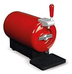Idea Regalo - Krups VB6505 The Sub Spillatore di Birra, Rosso