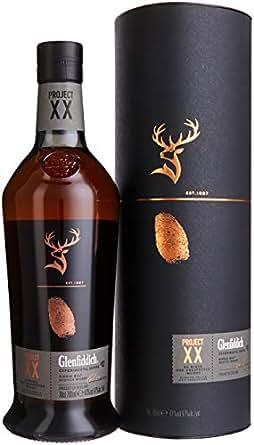 Glenfiddich Project XX Whisky mit Geschenkverpackung (1 x 0.7 l)
