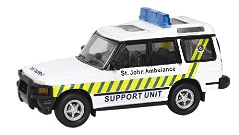 Richmond Toys 1:43 Limited Edition St John Ambulance 4 x 4 Die-Cast Model