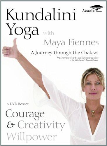 Kundalini Yoga: A Journey Through The Chakras - Courage .  ... [Edizione: Regno Unito]