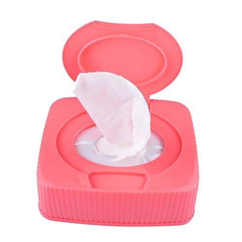 FLAMEER 120 Stück Make Up Entferner Towelettes Gesichtsreinigung Reinigung Auge Gesicht Feuchttücher -
