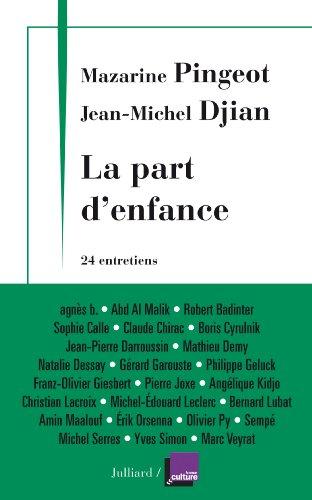 La part d'enfance par Jean-Michel DJIAN