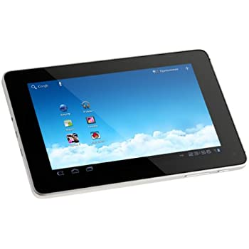 Huawei Media Pad Tablet (17,8 cm (7 Zoll) Display, Touchscreen, 5 Megapixel Kamera, WiFi, 3G, Android)