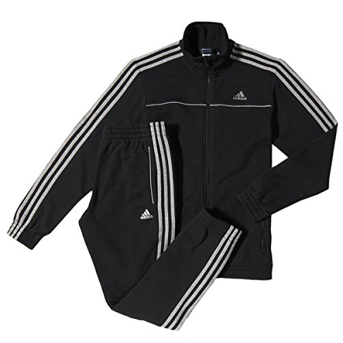 M67998|Adidas Tracksuit Cotton Jogger Black|7