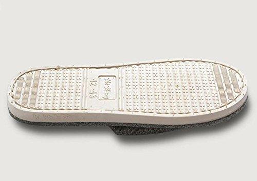 Zapatillas 45 Tela Hombres Casa Zapatos De En El Otoño De Suave Algodón Invierno Interior De qAq64ft