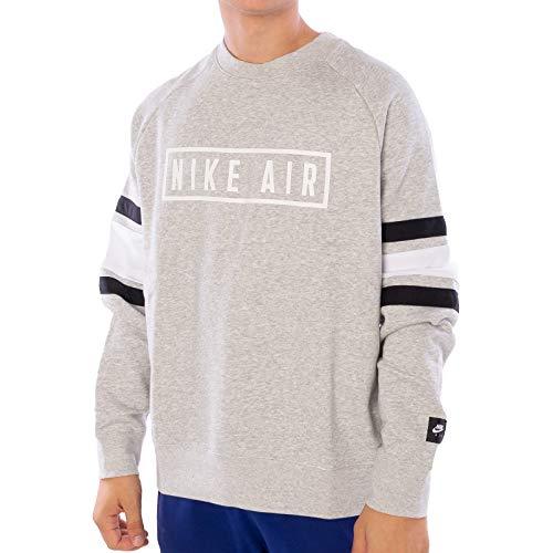 Nike Herren Air Rundhalsshirt Rot L