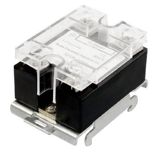 sourcingmap® SSVR 40A AC 25-380resistenza di v Tipo Relè A