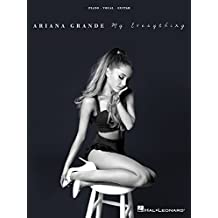 Grande Ariana My Everything -Piano, Voice & Guitar Book-: Noten