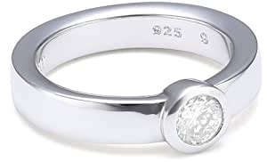 Esprit Damen-Ring Tender Embrace White  Sterling-Silber 925
