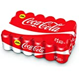 Coca-Cola, Lata 330 ml (Pack de 24)