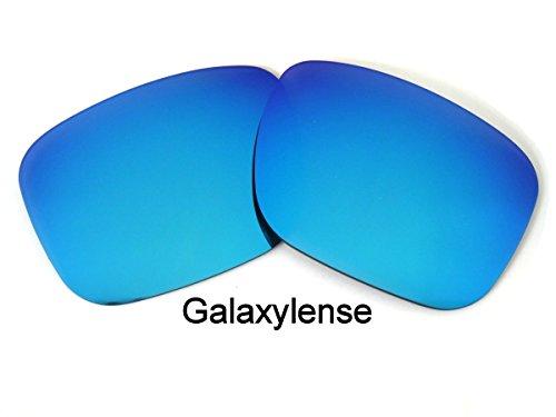 Galaxis Ersatzgläser für Oakley Holbrook Blau Farbe Polorized