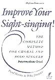 Improve Your Sight-singing!: Intermediate High/Medium Voice