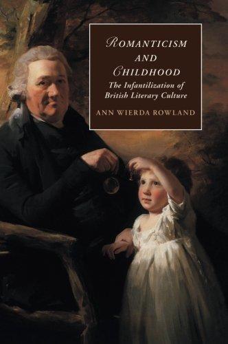 Romanticism and Childhood: The Infantilization of British Literary Culture (Cambridge Studies in Romanticism) by Ann Wierda Rowland (11-Dec-2014) Paperback