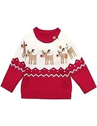 861ead778 Amazon.co.uk  12-18 Months - Knitwear   Baby Girls 0-24m  Clothing