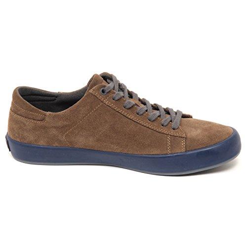 Camper D9596 (Without Box) Sneaker Uomo Brown Scarpe Shoe Suede Man Marrone Salida Populares Línea De Alta Calidad Sitio Oficial N8HUtHNcHK