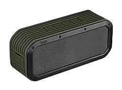 Divoom Voombox Outdoor Portable Outdoor Speakers (Green)
