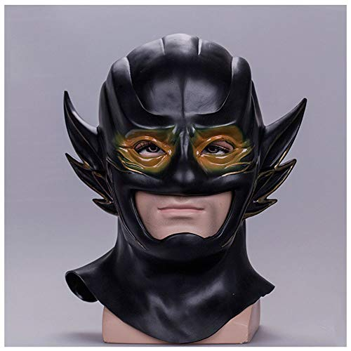 YaPin Flash 3 Mask Helm Mitbewerber Rivalen Mask Halloween COS Maskenkopf Requisiten