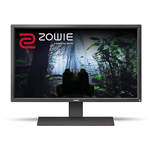 BenQ Zowie RL2755 27 Inch Full HD (1080p) Gaming Monitor - 1ms Response Time, for PC and Console Gaming, Competitive Esports Gaming, Black Equalizer, Color Vibrance, Dual HDMI