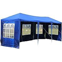 Tende Per Esterni Gazebo.Amazon It Tenda Gazebo Ombrelloni Tende E Tettucci Parasole