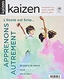 Kaizen 40 - Septembre 2018