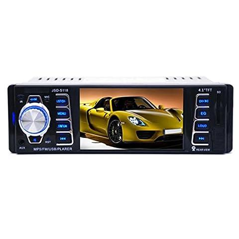 Car Audio Verstärker, C 'est 10,4cm HD in Dash Auto