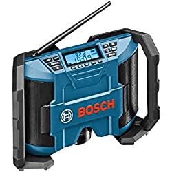 Bosch Professional 0601429200 Radio de chantier GML 10,8 V lithium (Import Allemagne)