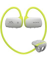 Sony NWZ-WS613G Lecteur MP3 Sport Etanche, Bluetooth/NFC, 4Go - Vert