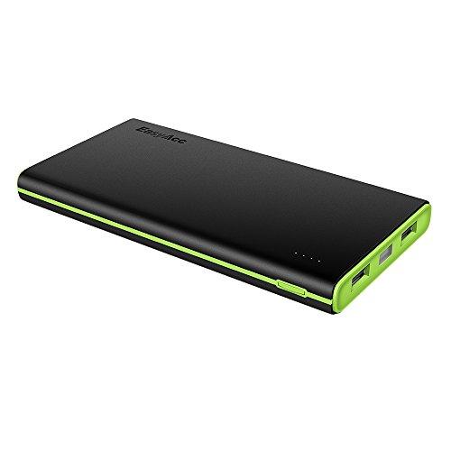 EasyAcc Smart 10000mAh Powerbank Externer Akku Portable Ladegerät für iPhone,...