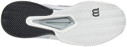 Wilson Wrs322, Chaussures de Tennis Homme Blanc Cassé (White / Pearl Blue / Iron Gate)