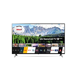 LG 65SM8500PLA 65 Inch UHD 4K HDR Smart NanoCell LED TV with Freeview Play - Black (2019 Model) (B07RWTGGVM) | Amazon price tracker / tracking, Amazon price history charts, Amazon price watches, Amazon price drop alerts