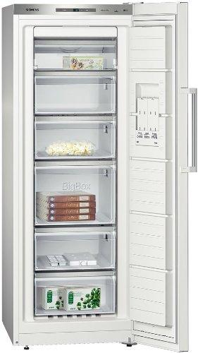 Siemens GS29NAW30 iQ500 Gefrierschrank / A++ / Gefrieren: 195 L / weiß / Super Freezing / BigBox / EcoPlus