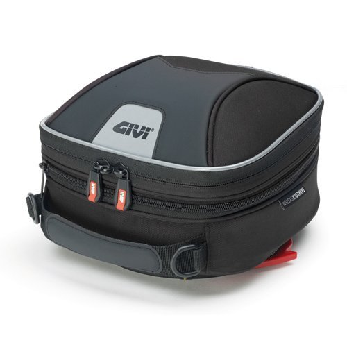 Givi XS319 XSTREAM-Bag-Tanklock Tankrucksack schwarz Volumen 3 Liter/Max. Zuladung 1 kg