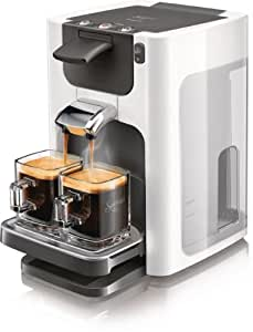 Kaffeeautomat Senseo Quadrante HD7864/11 - white titan