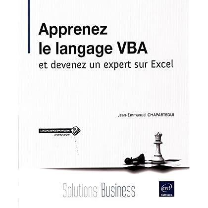 Apprenez le langage VBA et devenez un expert sur Excel
