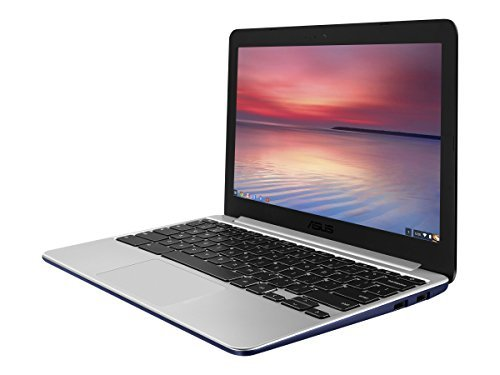 Asus C201PA-DS02 Laptop (Chrome, 4GB RAM, 16GB HDD) Navy Blue Price in India