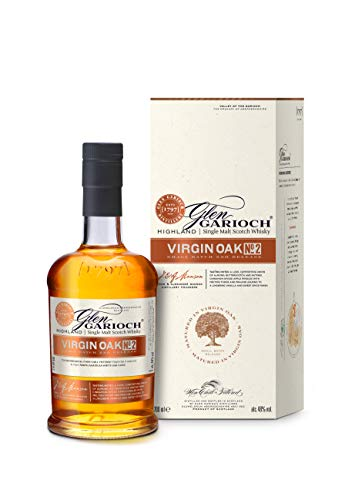 Glen Garioch Virgin Oak No. 2 Single Malt Whisky (1 x 0.7 l)