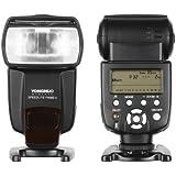 Yongnuo Speedlite YN-560 II Systemblitz / Kamerablitz Sony Alpha DSLR etc. - Neue Version mit LCD-Display für Sony Alpha A850, A550, SLT-A35, A37, A57, A65, A77 usw.