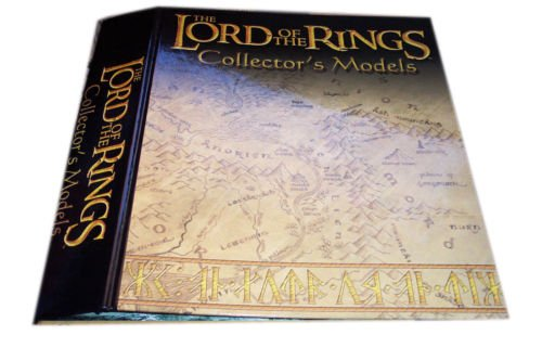 Lord of The Rings - Archivador 16 revistas colección