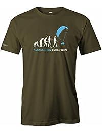 Paragliding Evolution - Herren T-Shirt