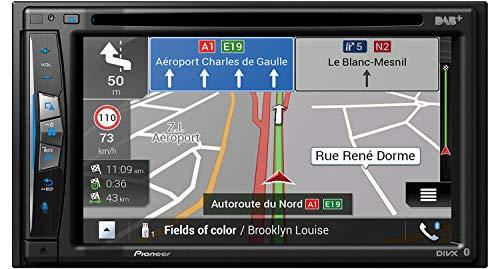 Pioneer AVIC-Z710DAB Navigationssystem,  DAB+, Bluetooth, DVD, Apple CarPlay