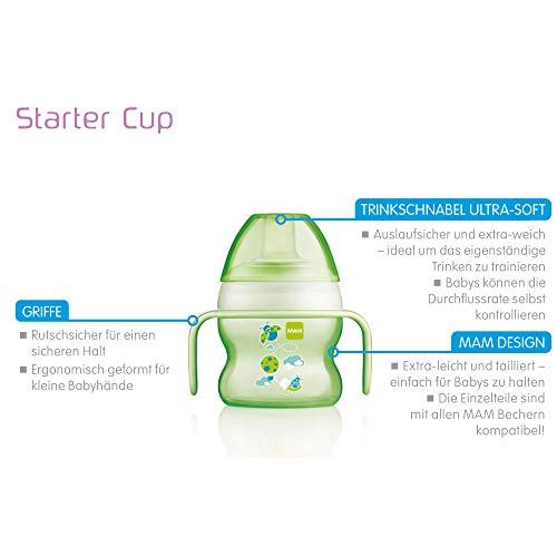 MAM Babyartikel 67018320 Starter Cup, 150 ml, neutral - 4