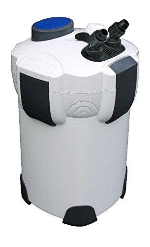 Sunsun Aquarium Außenfilter HW-303A Filter 1400 L/h 700l Becken Filtermaterial Pumpe Filter Schwammfilter Wasser Leise